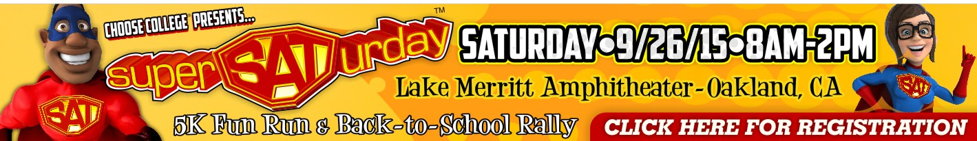 Click To Register for the 2015 SuperSATurday Fun-Run and Rally!